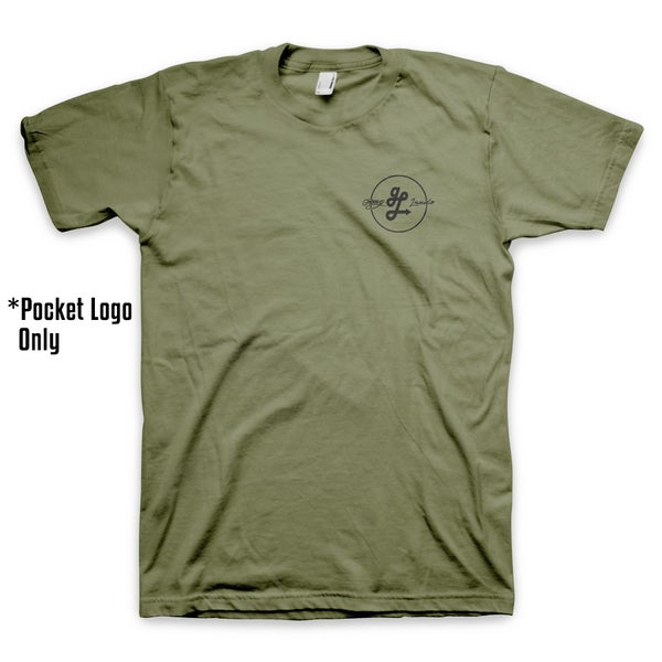 Image of Groovy Lando Signature Tee Men's *Pocket logo*