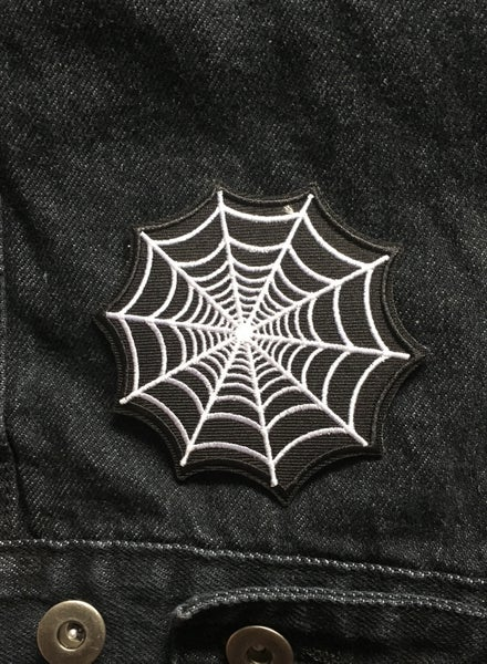 Image of Spider Web [Patch]