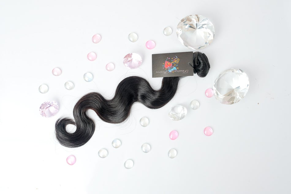 """Image of 6A Peruvian Hair - Body Wave (Lengths 12""""-26"""")"""