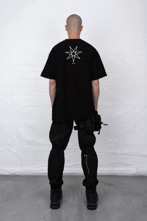 Image of BLACK ELVEN T-SHIRT