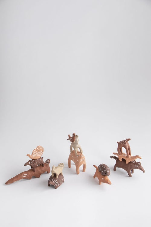 Image of Creature Pile no.10 - 3 stack