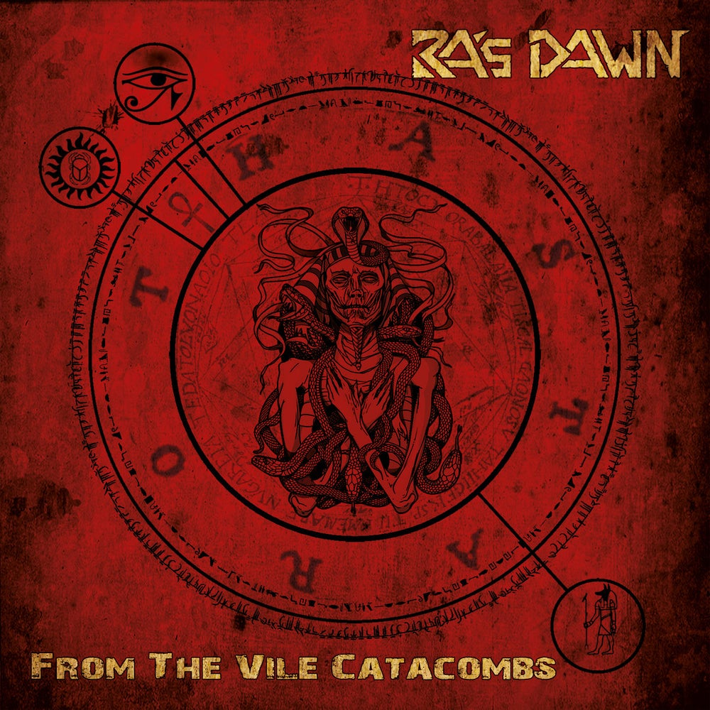 Image of Ra's Dawn - From The Vile Catacombs CD
