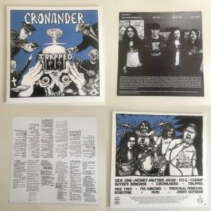 CRONANDER 'Trapped' LP