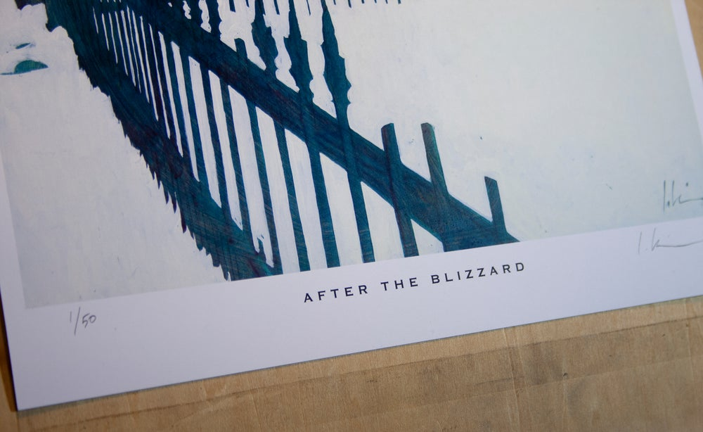 Image of After The Blizzard Print
