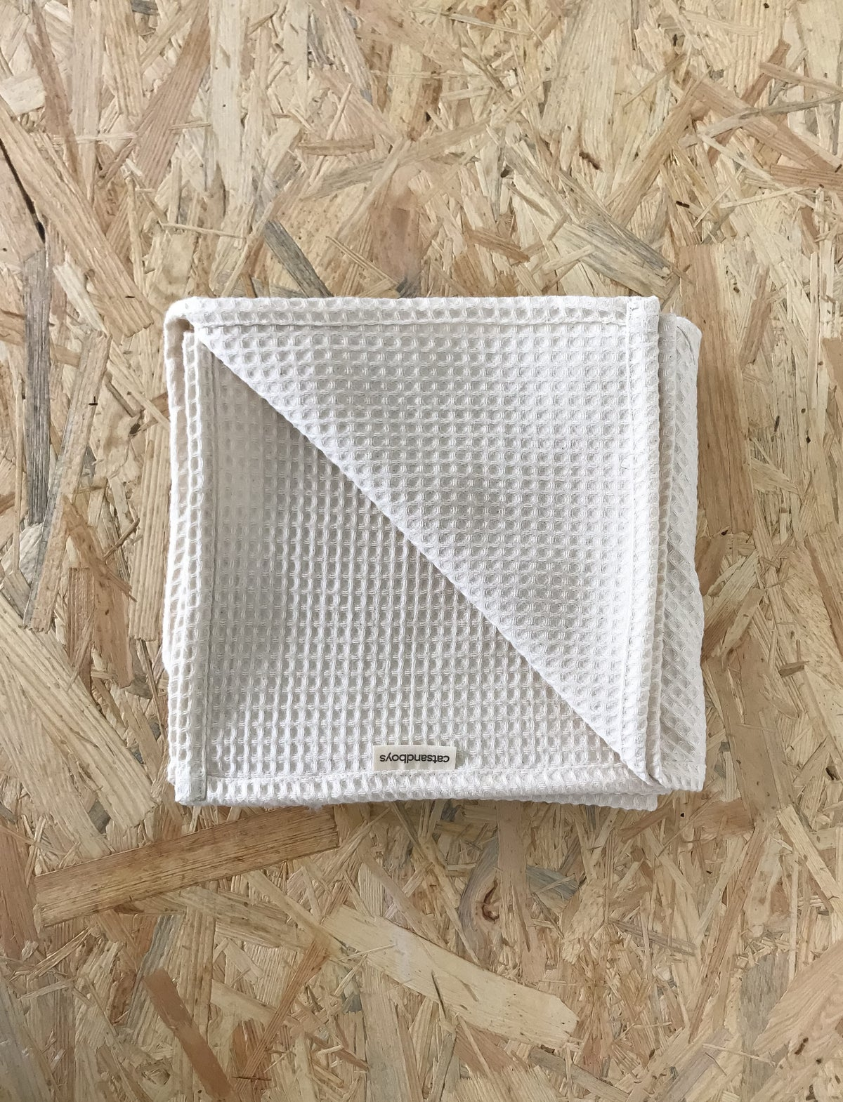 Image of waffle towel