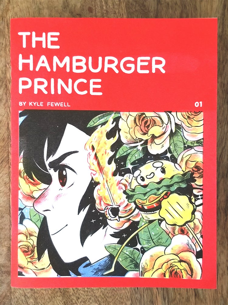 Image of The Hamburger Prince