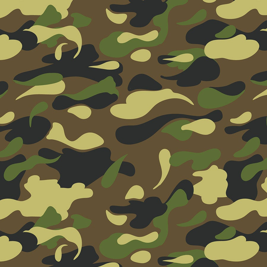 Image of Urban Woodland Camo Pattern
