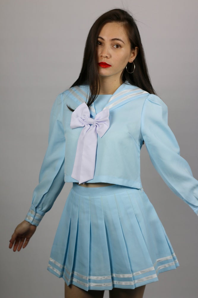 Image of Sailor Moon Set In Baby Blue
