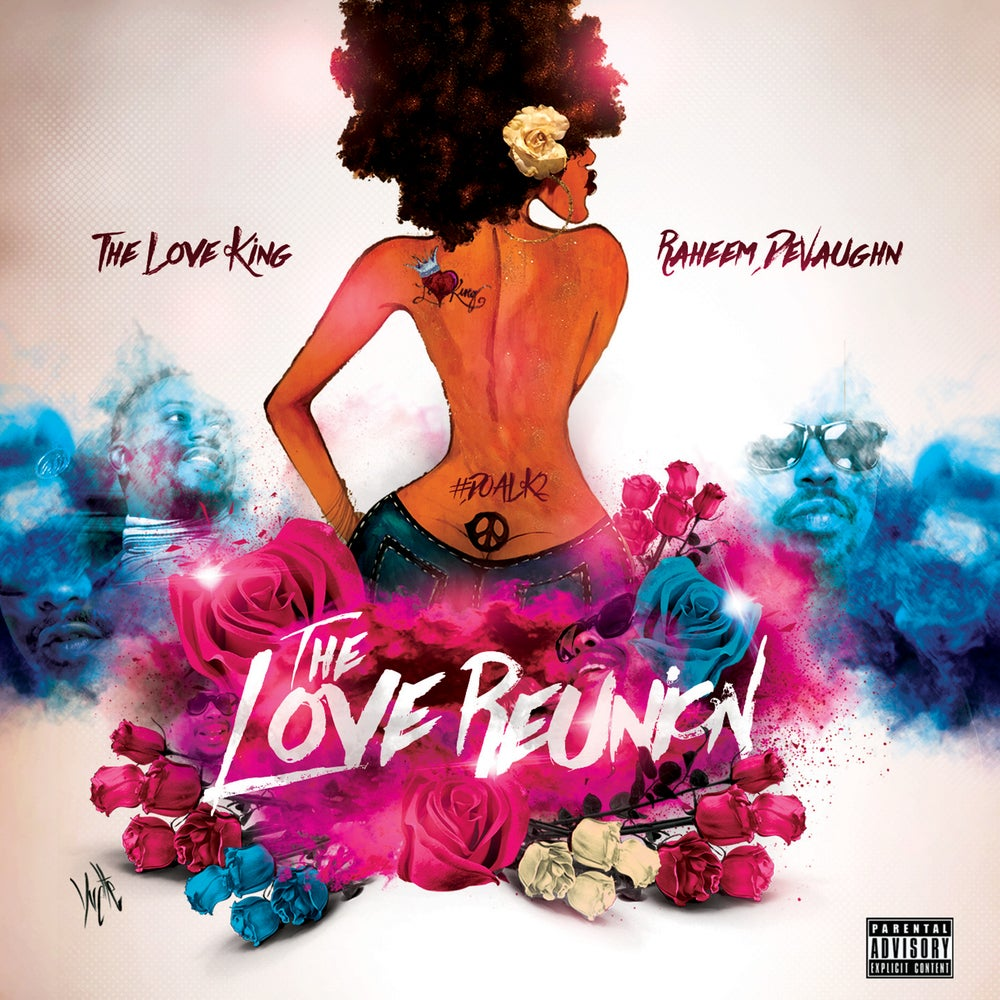 Image of The Love Reunion CD