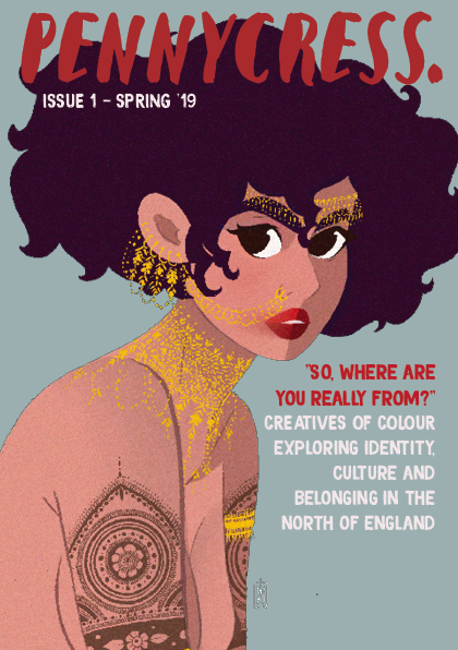 Image of Issue #1 Spring 2019 - 'So, Where Are You Really From?'
