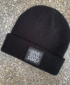 Image of Leave Your Mark Beanie Black