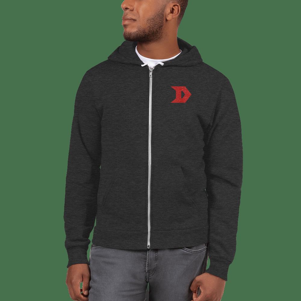 Image of Destroyer Flex Fleece Zip Hoodie