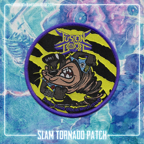 Image of Slam Tornado Patch