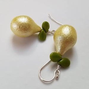 Image of Pretty Pear Earrings