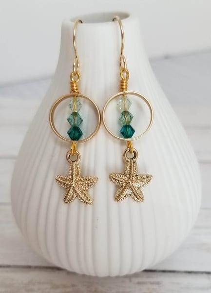Image of Gold Starfish