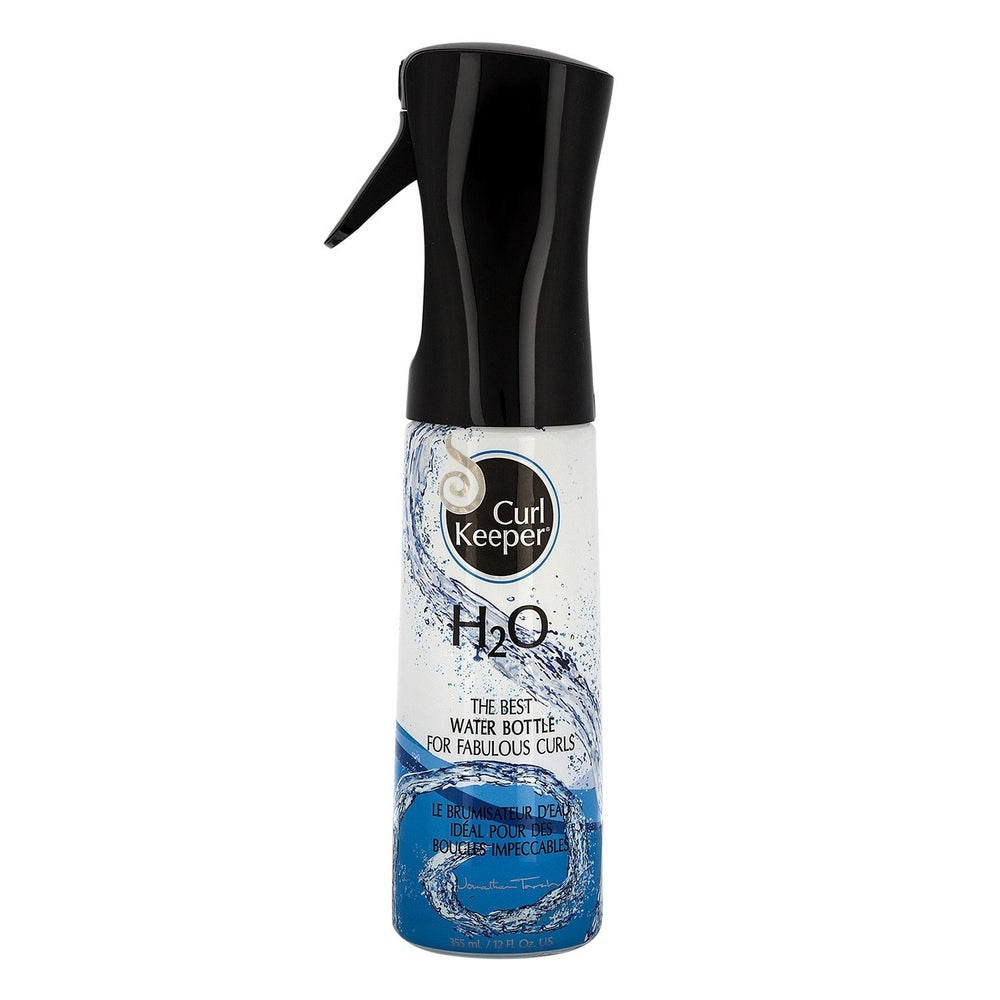 Image of Curl Keeper H2O Water Bottle | 355ml