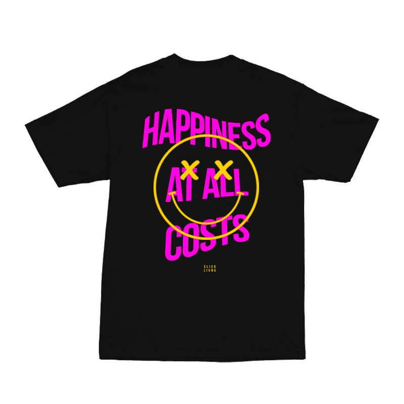 Image of HAPPINESS AT ALL COSTS | EXCLUSIVE RELEASE