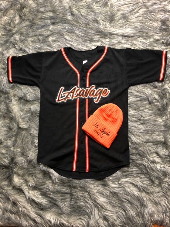 Image of LASAVAGE BASEBALL JERSEY
