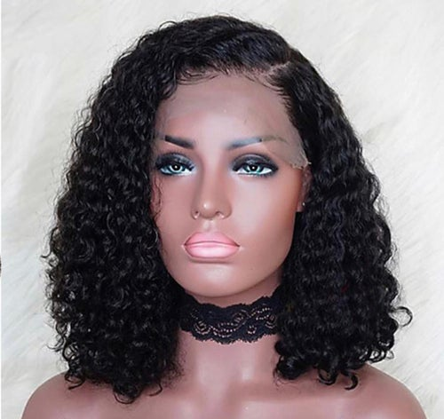 Image of Curly 13*6 Lace Frontal Unit (12-16)