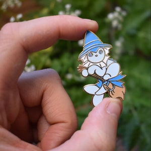 Image of Witch Vaporeon - Pin Badge