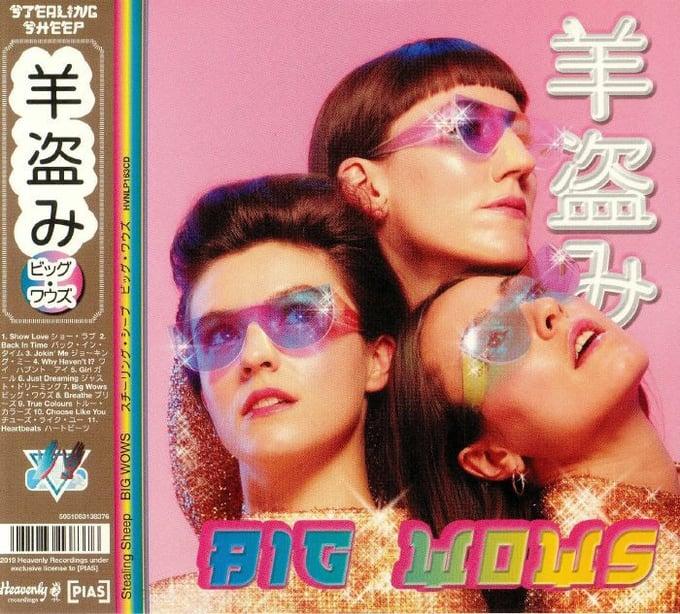Image of Big Wows - CD