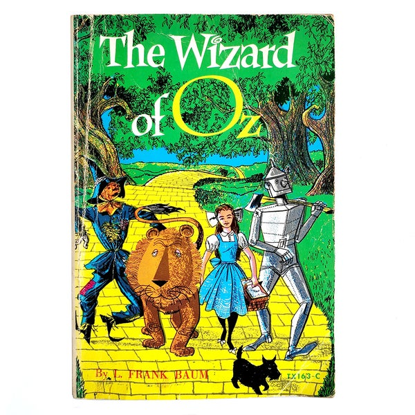 Image of L Frank Baum - The Wizard of Oz