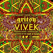 Image of Gritsy presents VIVEK