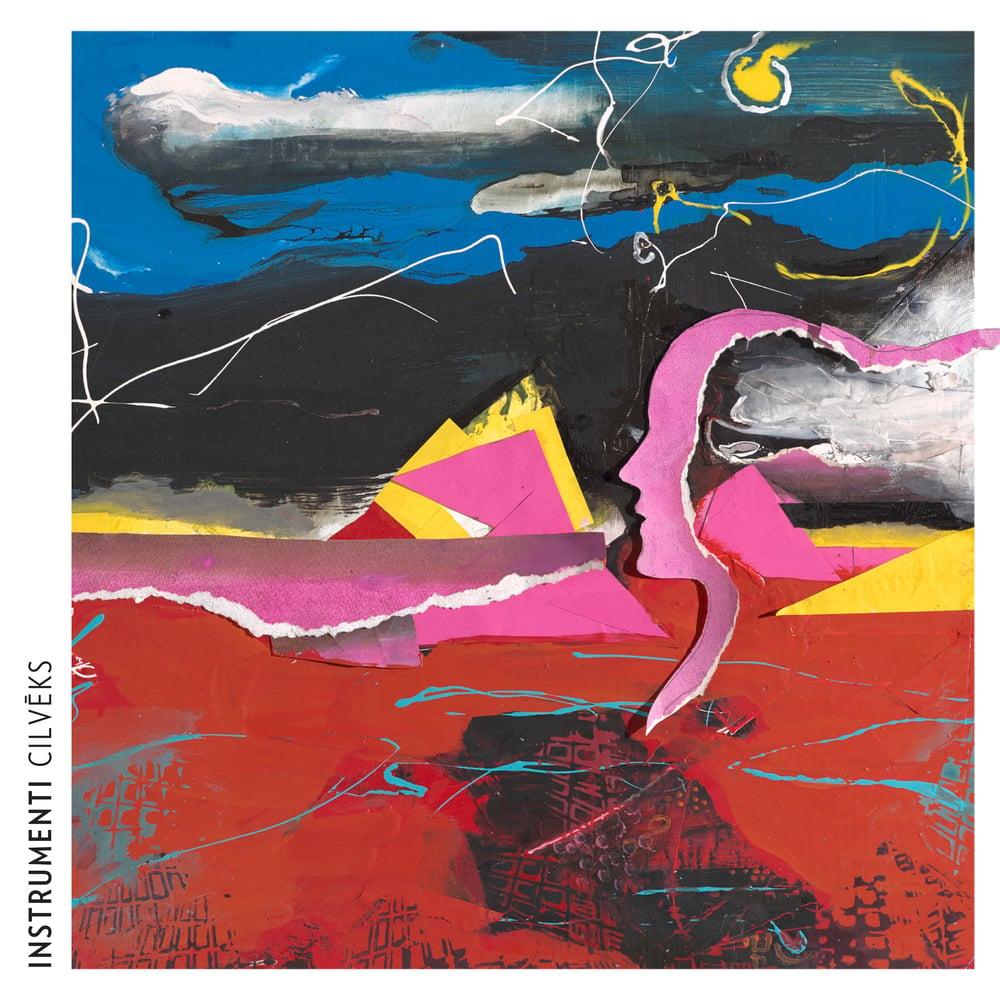 Image of CILVĒKS CD (2019)