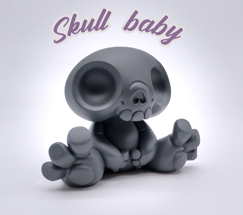Image of Skull baby