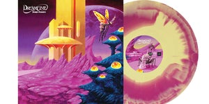 Image of Dreamtime - Strange Pleasures (2xLP Gatefold) CARDINAL FUZZ repressing Purple/Yellow Swirl 1 LEFT