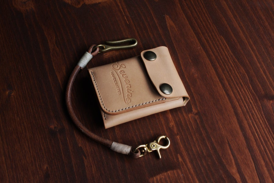 Image of TRIFOLD CARD WALLET