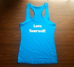 Image of Love Yourself - tanks