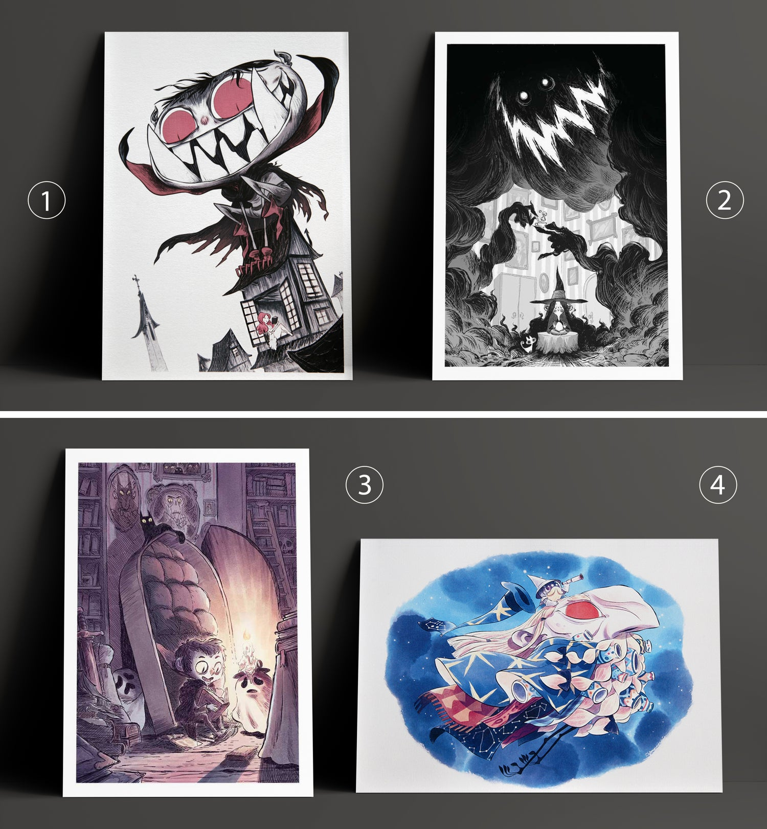 Image of Prints A4