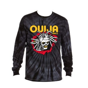 Image of Ouija Rippin' Long sleeve - Tie-Dye