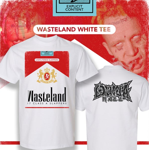 "Image of RESISTANCE: THE WALK TO WASTELAND ""White Shirt Only"""