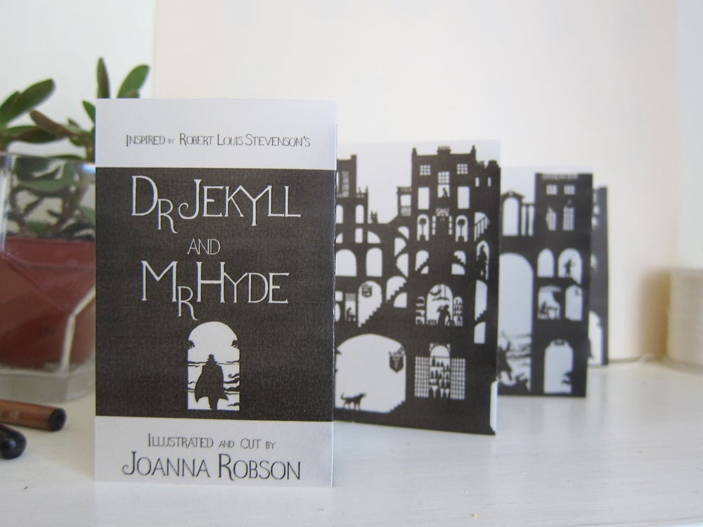 Image of Dr Jekyll and Mr Hyde: small booklet