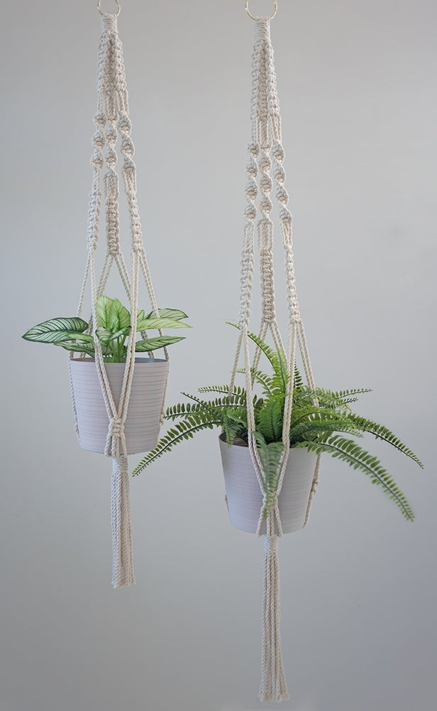 Image of Nina Macrame Plant Hanger