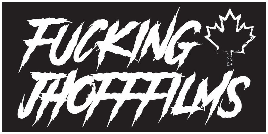 Image of Embroidered Patch: F***ing JHF