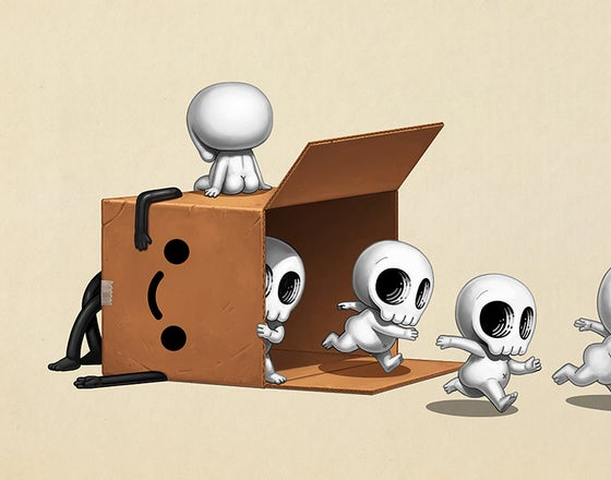 Image of Boxo II (Skullies)