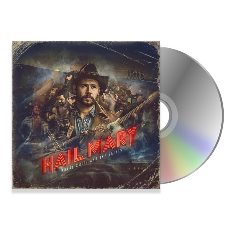 Image of Hail Mary CD