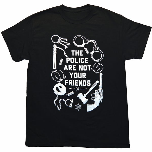 Image of Tools of Oppression shirt - BLACK