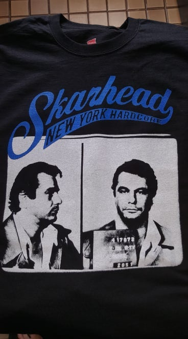 Image of SKARHEAD GOTTI KINGS AT CRIME T SHIRT (IN STOCK)