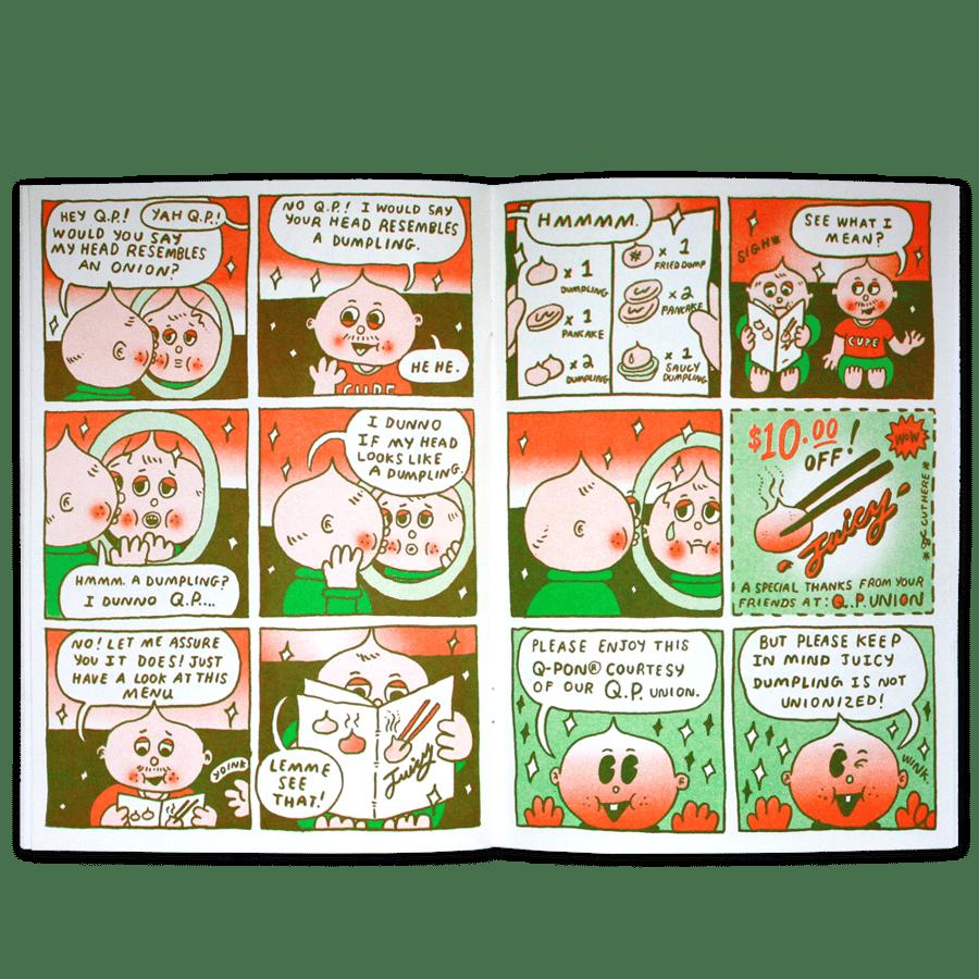 Image of Q.P. Comics