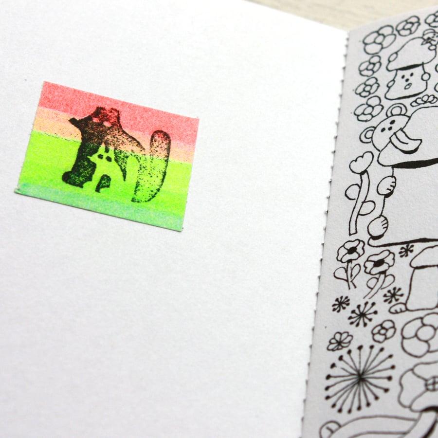 Image of Sketchbook Zine
