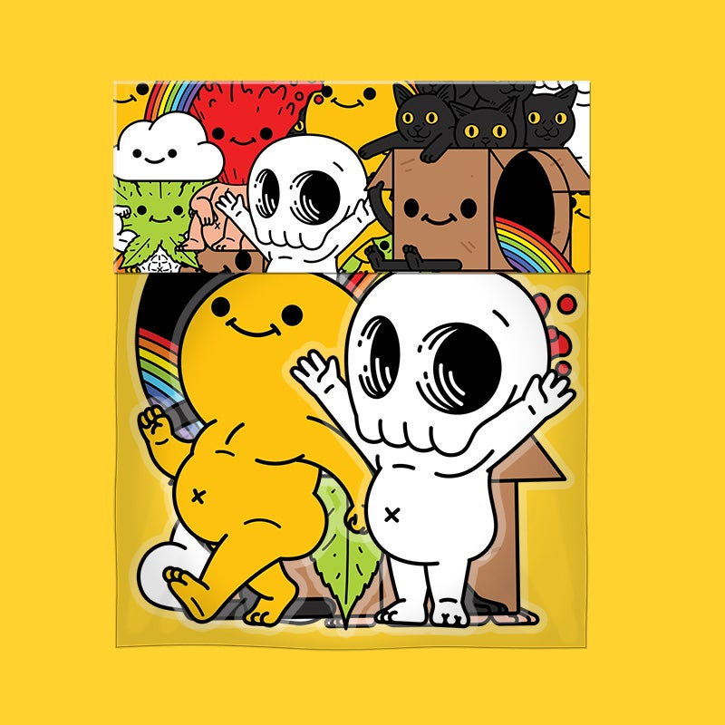 Image of Mikeland Sticker Pack