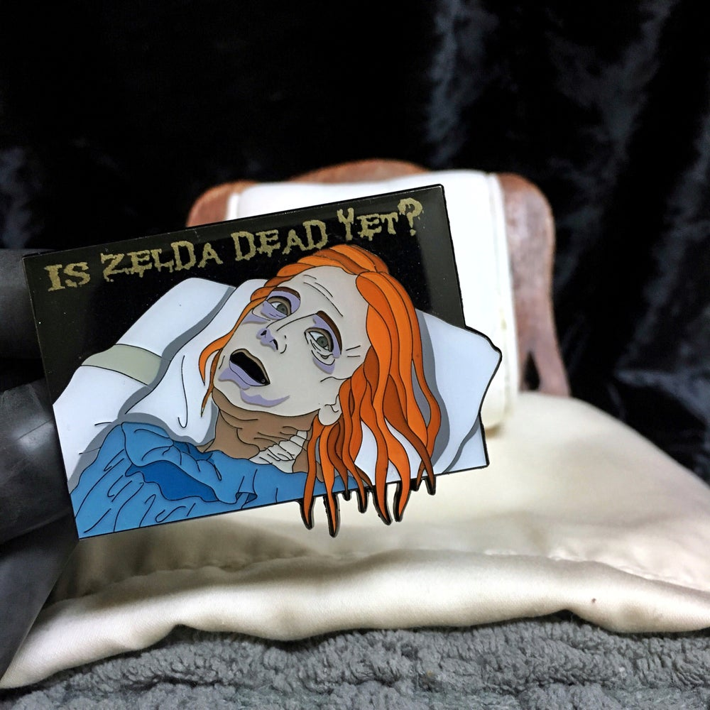 Image of Is Zelda Dead Yet?