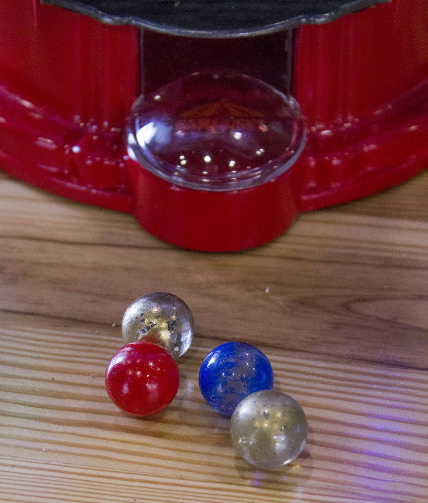 Image of RALLY YOUR MARBLES; A THERAPY MACHINE / Amanda Spencer and Drew Bevis