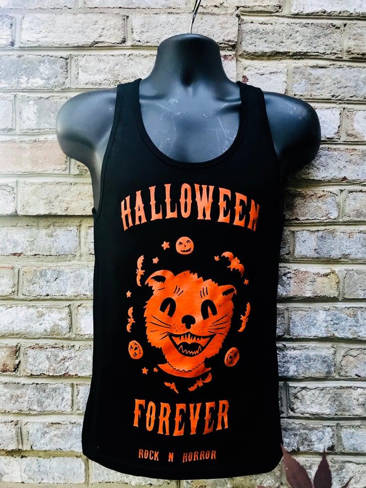 Image of Halloween Forever Unisex Tank