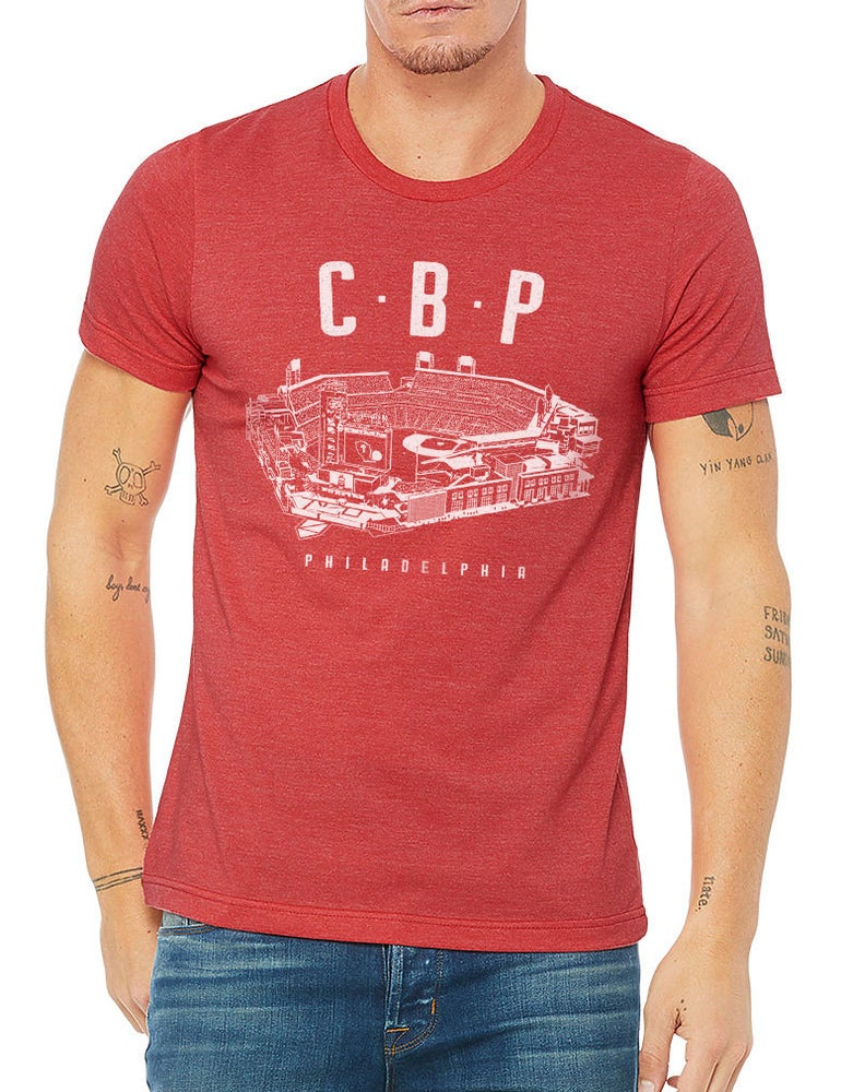 Image of CBP Philadelphia T-Shirt