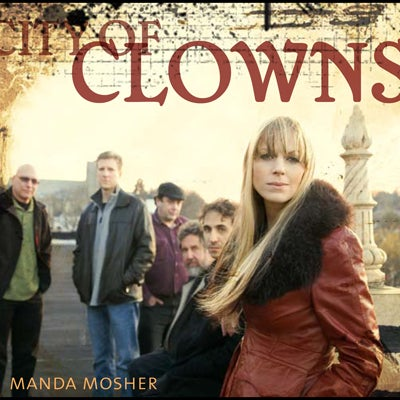 Image of City Of Clowns (CD) EP